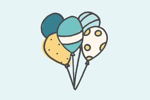 gift card - balloons