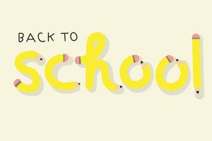 gift card - school pencils